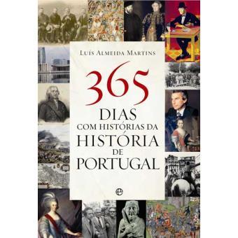 365 Dias com Histórias da História de Portugal