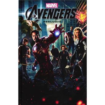 The avengers 2-preludio-marvel cine