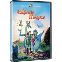 A Espada Mágica - DVD