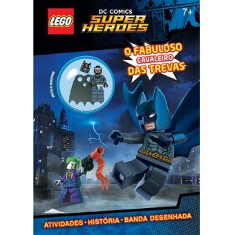 LEGO DC Comics Super Heroes: O Fabuloso Cavaleiro das Trevas