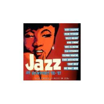 Jazz At Newport 1956-'61 (3CD)