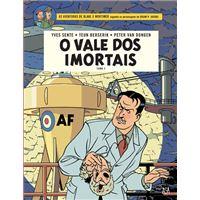 As Aventuras de Blake e Mortimer: O Vale dos Imortais - Livro 2 – Capa Exclusiva Fnac