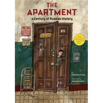 Apartment: a century of russian his