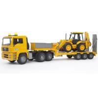 MAN-TGA Low Loader Truck