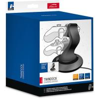 TwinDock Charging System Black PS4