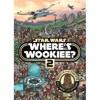 Star wars where's the wookiee 2 sea
