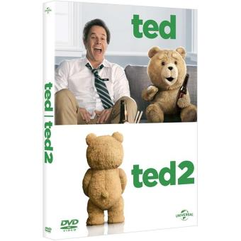 Pack Ted 1 + 2