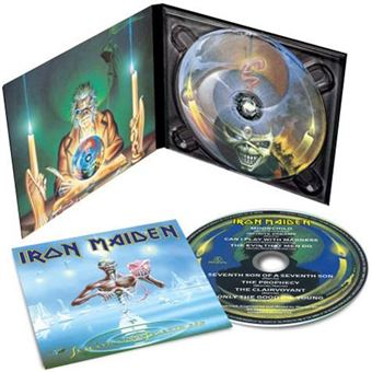 Seventh Son of a Seventh Son - CD