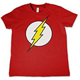 The Flash - T-Shirt Logo (S)