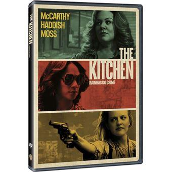 The Kitchen: Rainhas do Crime - DVD