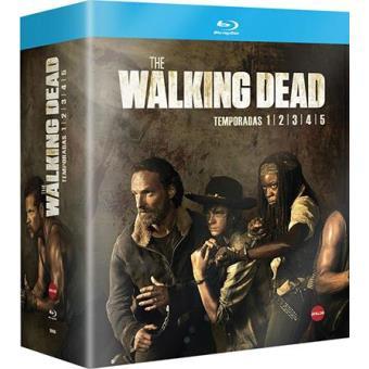 The Walking Dead - Coleção 1ª, 2ª, 3ª, 4ª e 5ª Temporadas