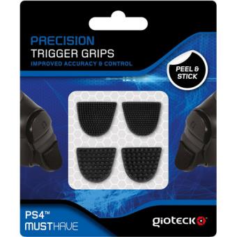 Gioteck Precision Trigger Grips PS4