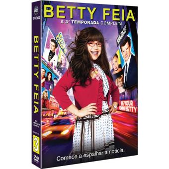 Betty Feia - 3ª Temporada