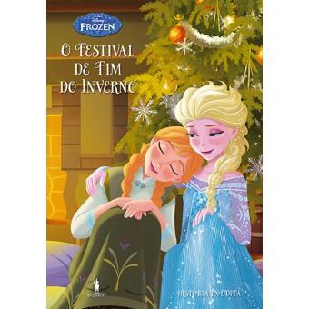 Frozen: Histórias Inéditas - Livro 5: O Festival de Fim do Inverno