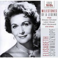 Elisabeth Schwarzkopf: Milestones of a Legend - 10CD