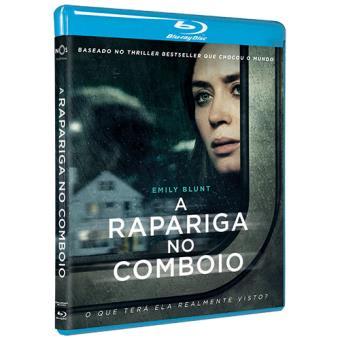 A Rapariga no Comboio (Blu-ray)