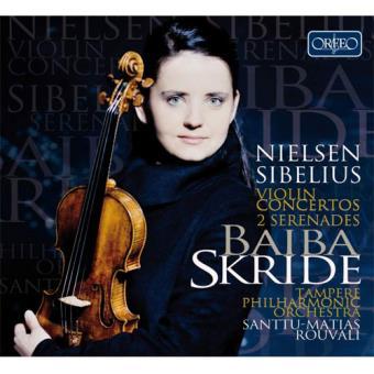 Sibelius & Nielsen: Violin Concertos - CD