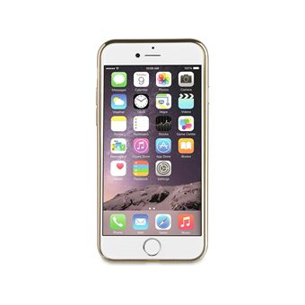 Capa Iphone 7 dourado bling