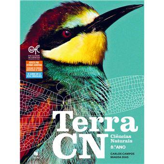 Terra CN 8 Ciências Naturais 8º Ano - Manual do Aluno