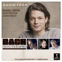 Bach - Concertos for 2, 3 & 4 Pianos - CD