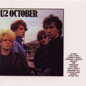 October (180g) (remastered)