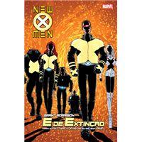 Novos X-Men - Livro 1: E de Extinção