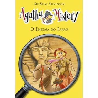 Agatha Mistery - Livro 1: O Enigma do Faraó
