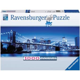 Puzzle Panorama Twilight New York - 1000 Peças