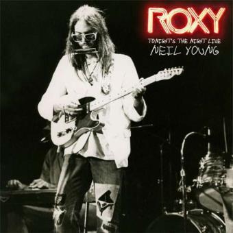 Roxy: Tonight's the Night Live - CD