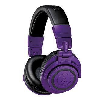 Auscultador ATH-M50X BT PB Bluetooth Audio-Technica