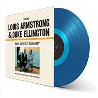 "The Great Summit - LP 180g Blue Vinil 12"""