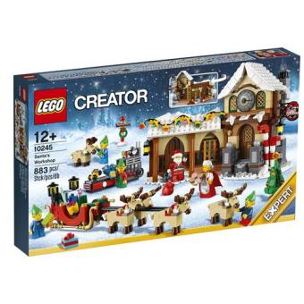 Oficina do Pai Natal (LEGO Creator 10245 - Difíceis de Encontrar)