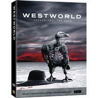 Westworld - Temporada 2 - Edição Digipack - 3DVD