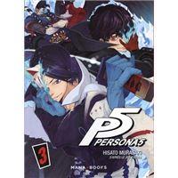 Persona 5 - Livro 3