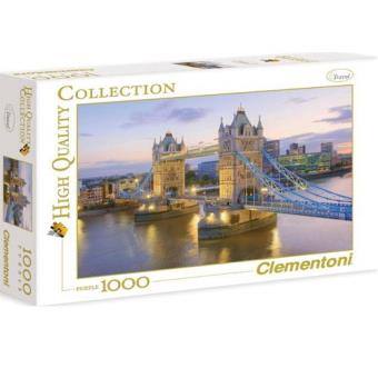 Puzzle Tower Bridge (1000 Peças)