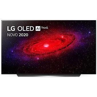 Smart TV LG OLED UHD 4K 55CX 140cm