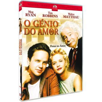 O Génio do Amor - DVD