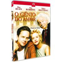 O Génio do Amor - DVD
