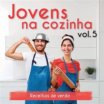 Jovens na Cozinha - Livro 5