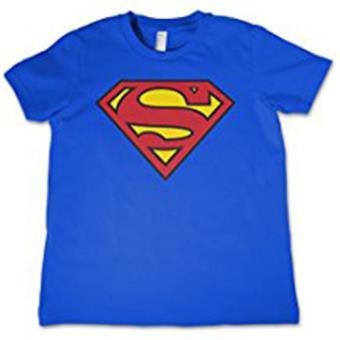 Superman - T-Shirt Logo (S)