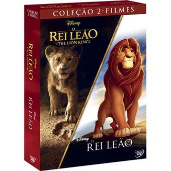 Pack O Rei Leão - Coleção 2 Filmes - DVD
