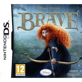 Brave: The Video Game DS