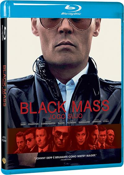 Black Mass: Jogo Sujo Trailer