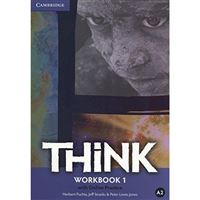 Think Level 1 Workbook with Online Practice