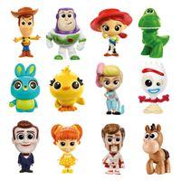 Mini Figuras Toy Story 4 - Mattel - Envio Aleatório