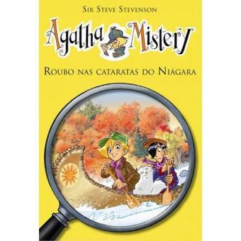 Agatha Mistery - Livro 4: Roubo nas Cataratas do Niágara