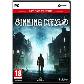 The Sinking City Day 1 Edition - PC