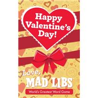 Happy valentine's day! love, mad li