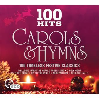 100 Hits - Carols & Hymns - 5CD