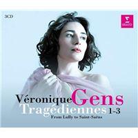 Tragédiennes - Vol. 1-3 - 3CD